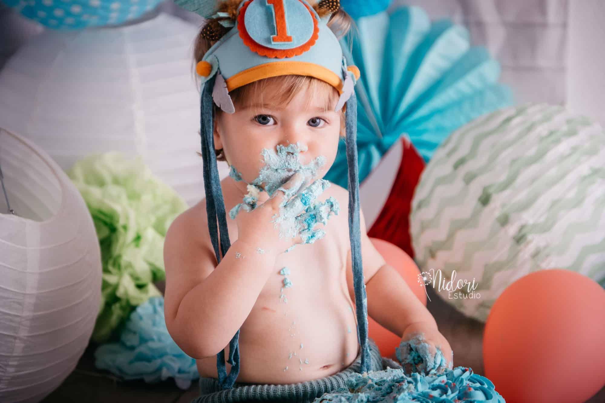 smash-cake-cumpleaños-tarta-fotografia-niños-bebes-nidoriestudio-fotos-valencia-almazora-castellon-españa-spain-21